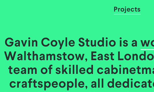 FONT: Larsseit from Gavin Coyle | FONTS | Font combinations, Fonts, Type