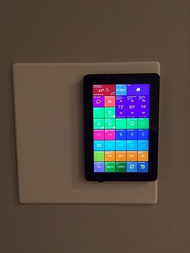SmartTiles Dashboard Theming (Custom CSS) and Mounting