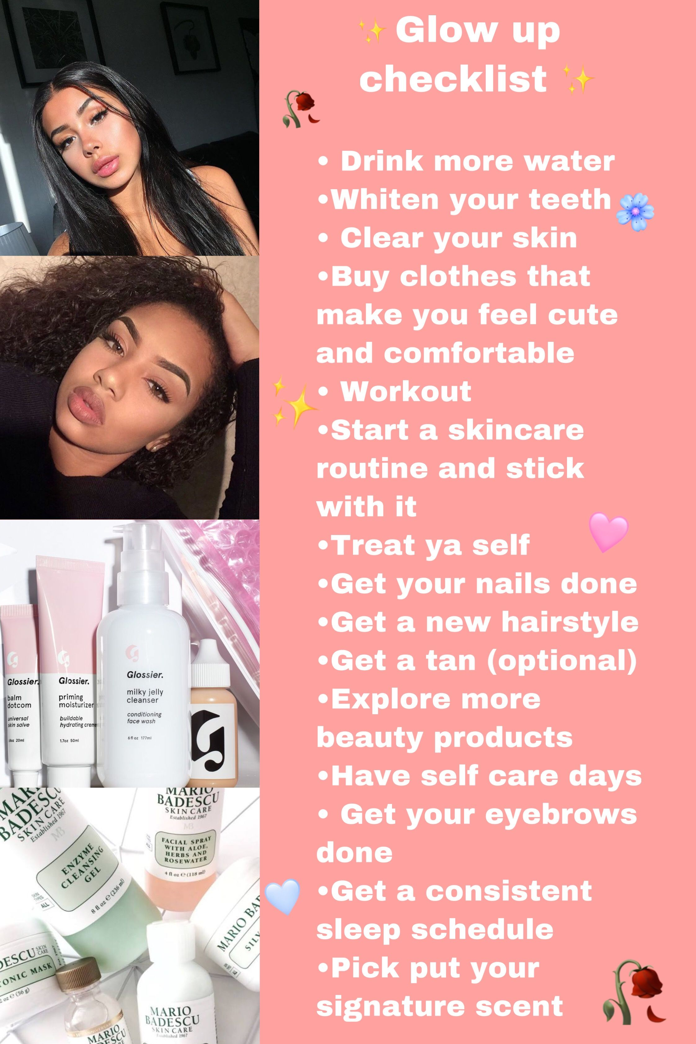 larnz  Combination skin care, Clear skin tips, Glow up tips