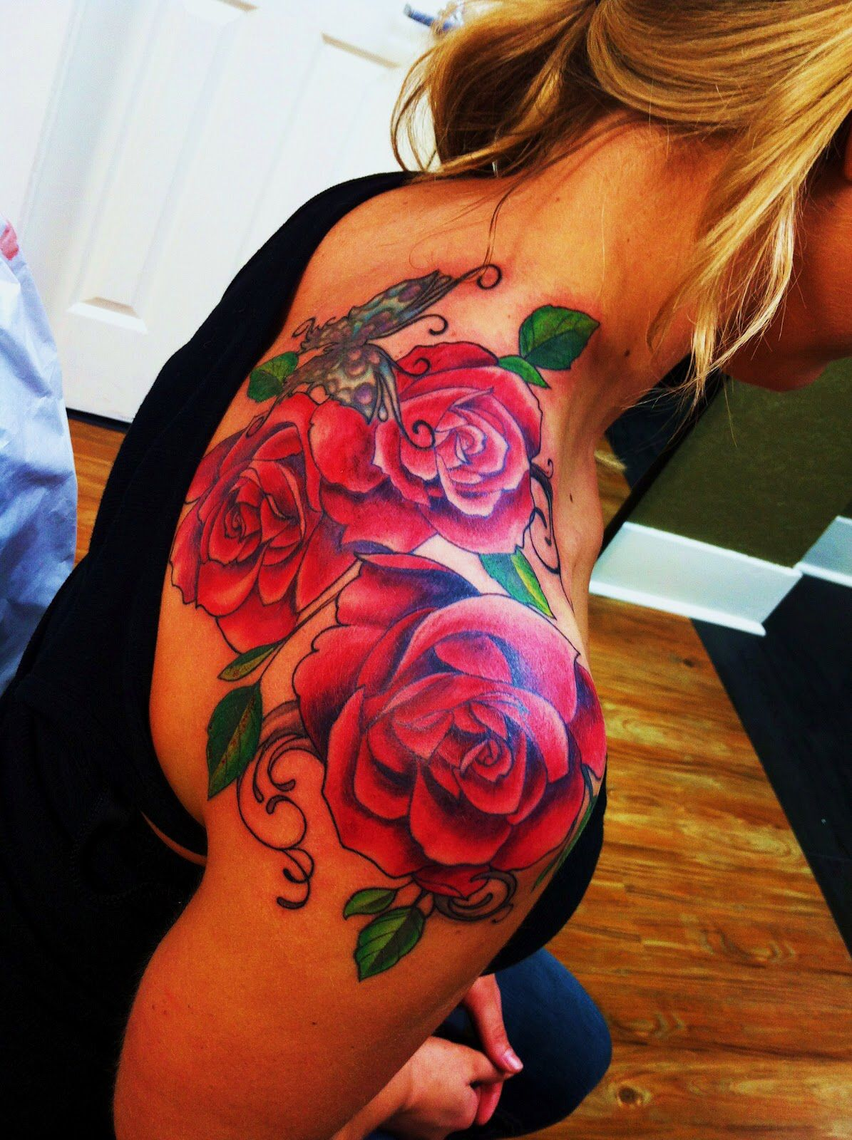 Beautiful!! Great color... Artist did an excellent job!! | Tattoos ...