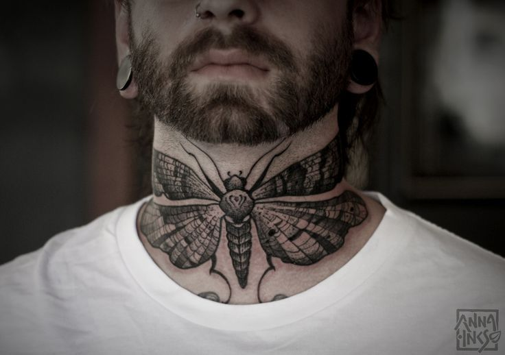 Black And Grey Neck Tattoos Google Search Neck Tattoo Throat Tattoo Neck Tattoos Women