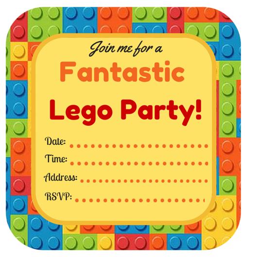 lego party printables free printables lego birthday invitations