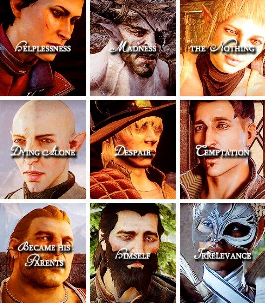 The Companions Greatest Fear Yes I Ve Been Looking For This Dragon Age Games Dragon Age Series Dragon Age