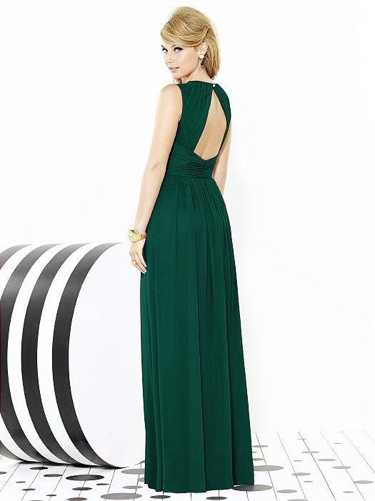 After Six Bridesmaids Style 6709 http://www.dessy.com/dresses/bridesmaid/6709/?color=celadon&colorid=10#.VK2ZySvF8n0
