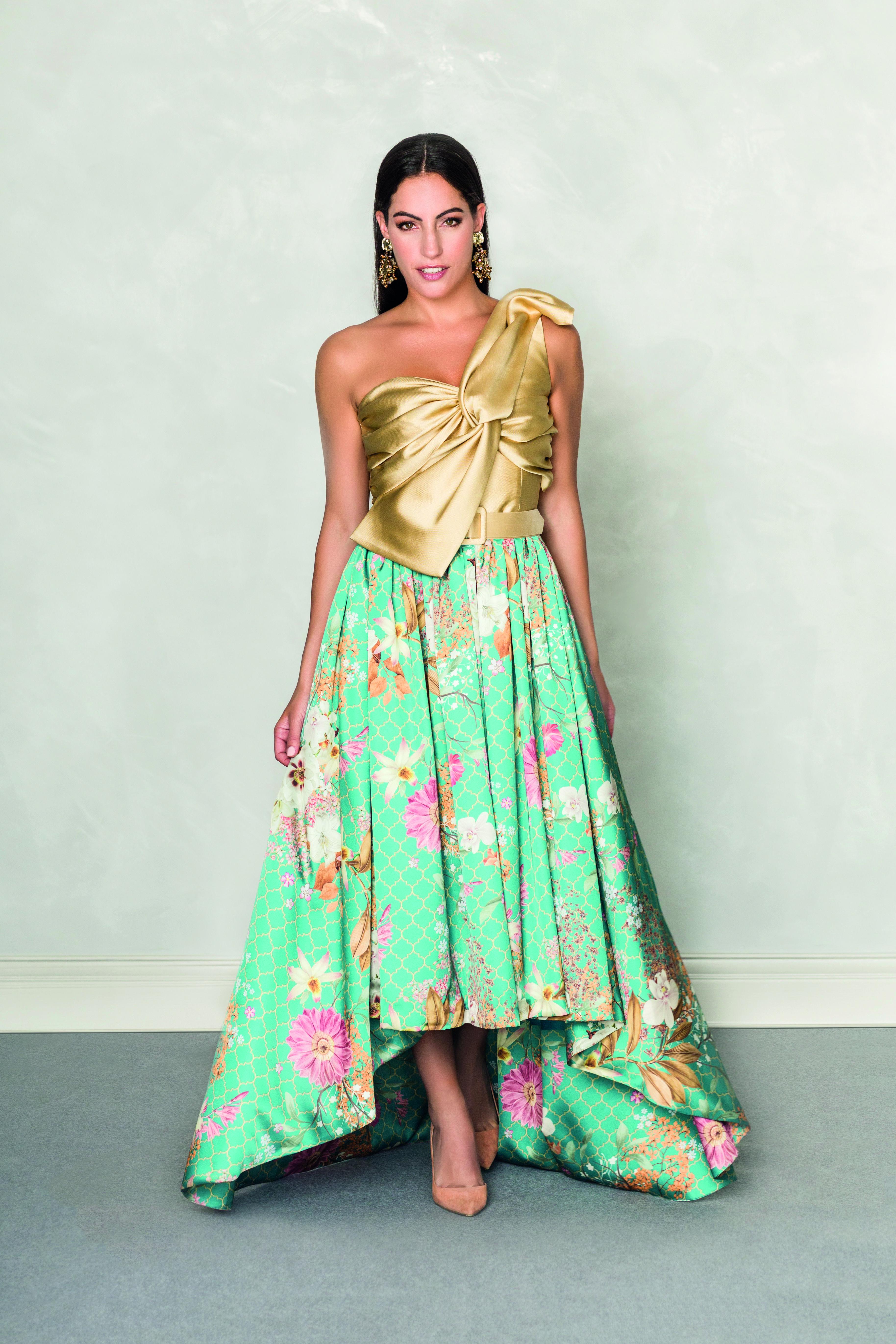 66dcfd642 Nuribel collection | Vestidos de fiesta nuribel collection pr-vr´19 ...