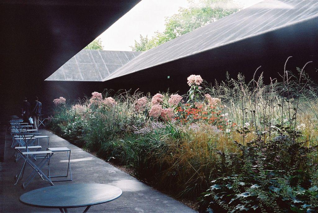 zumthor Hortus Conclusus Serpentine Pavilion