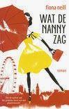 Boek-aholic: Boekentrailer #2 - Wat de Nanny zag