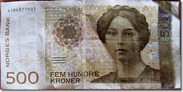 Money In Norway The Norwegian Krone Krone