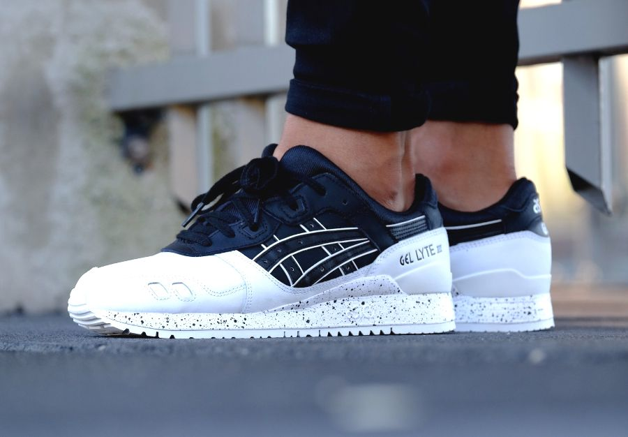 big sale 18ee3 49958 Asics Gel Lyte 3 'Oreo Pack' Black White | Shoes & clothing ...