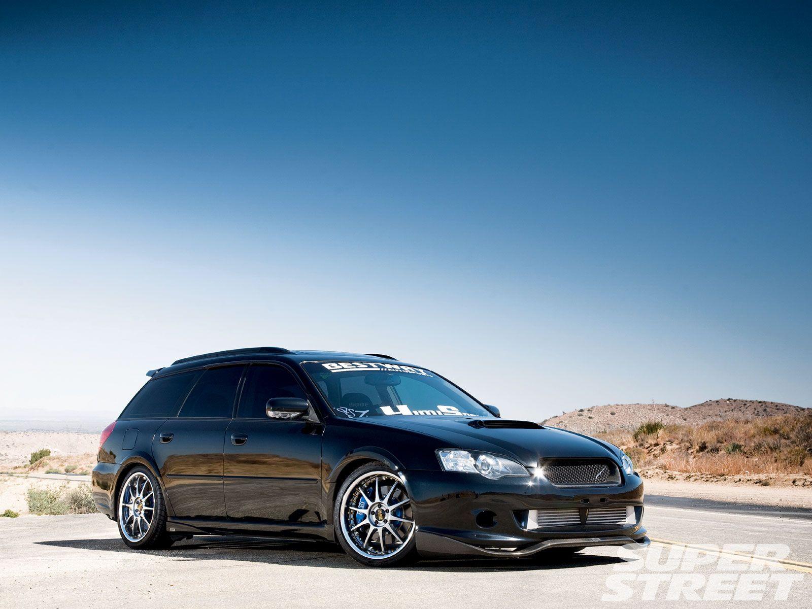 Modified Subaru Legacy TW in 2020 Subaru legacy gt