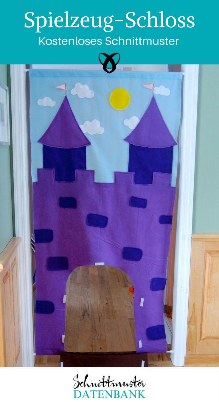 Spiel-Schloss für die Tür Noch keine Bewertung. | Free pattern and ...