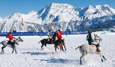 Polo masters, Val-d'Isère, Rhône-Alpes