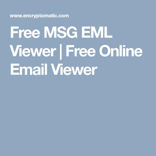 Free online msg