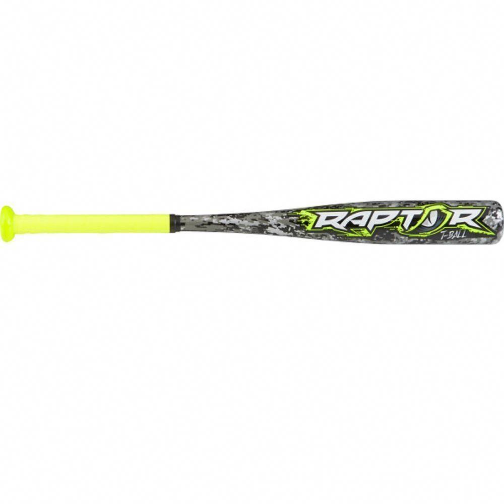 Tb8r12 26 14 Rawlings Raptor T Ball Bat 12 26inch 14oz Ebay Link Baseballbats Baseball Bat Baseball Scores Basketballs For Sale