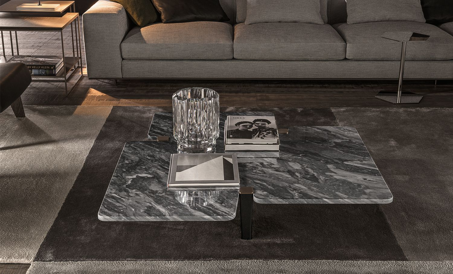 download the catalogue and request prices of jacob | coffee table