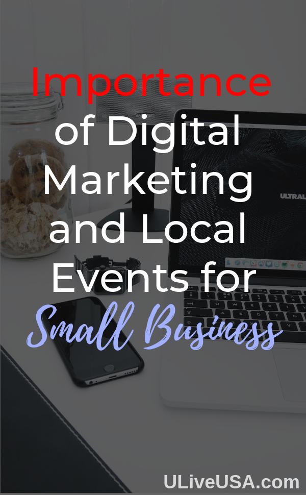 Local small business marketing strategies
