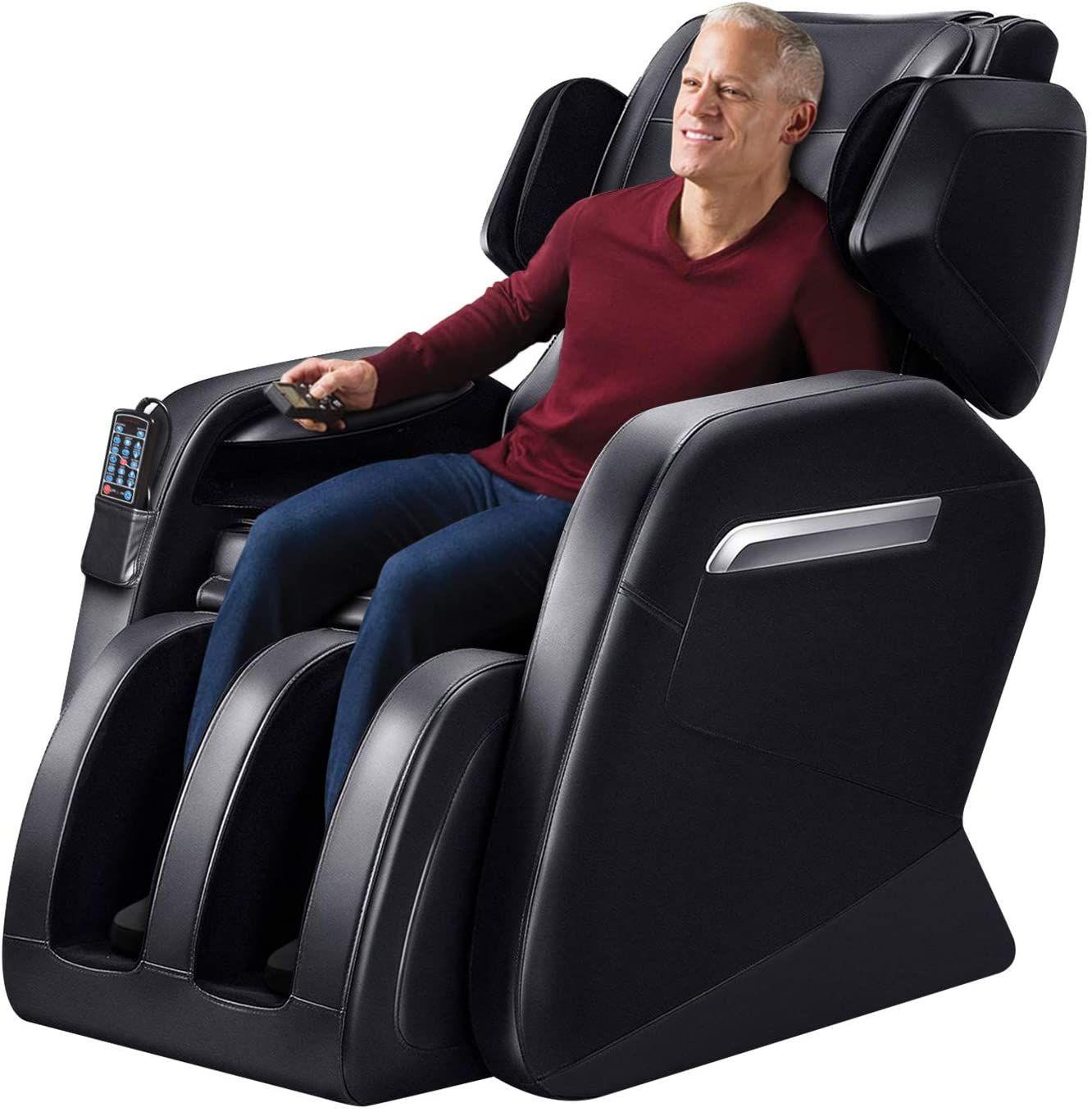 Ootori Zero Gravity Massage Chairs Zero Gravity Full Body Air Shaitsu Massage Chair Recliner With Lower Back And Calve Massage Chair Massage Full Body Massage