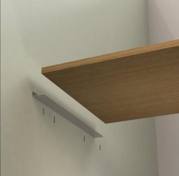 Equerre De Fixation Plateau Et Table Invisible Etagere Invisible Equerre De Fixation Fixer Etagere