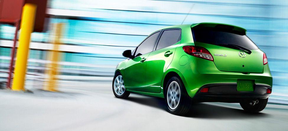 My next car Mazda, Mazda 3 hatchback
