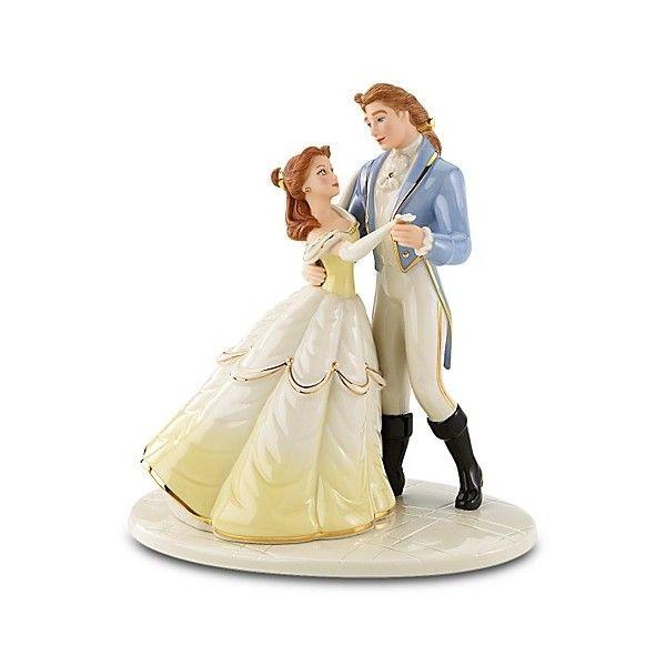 Disney True Loves Dance Beauty And The Beast Figurine By Lenox