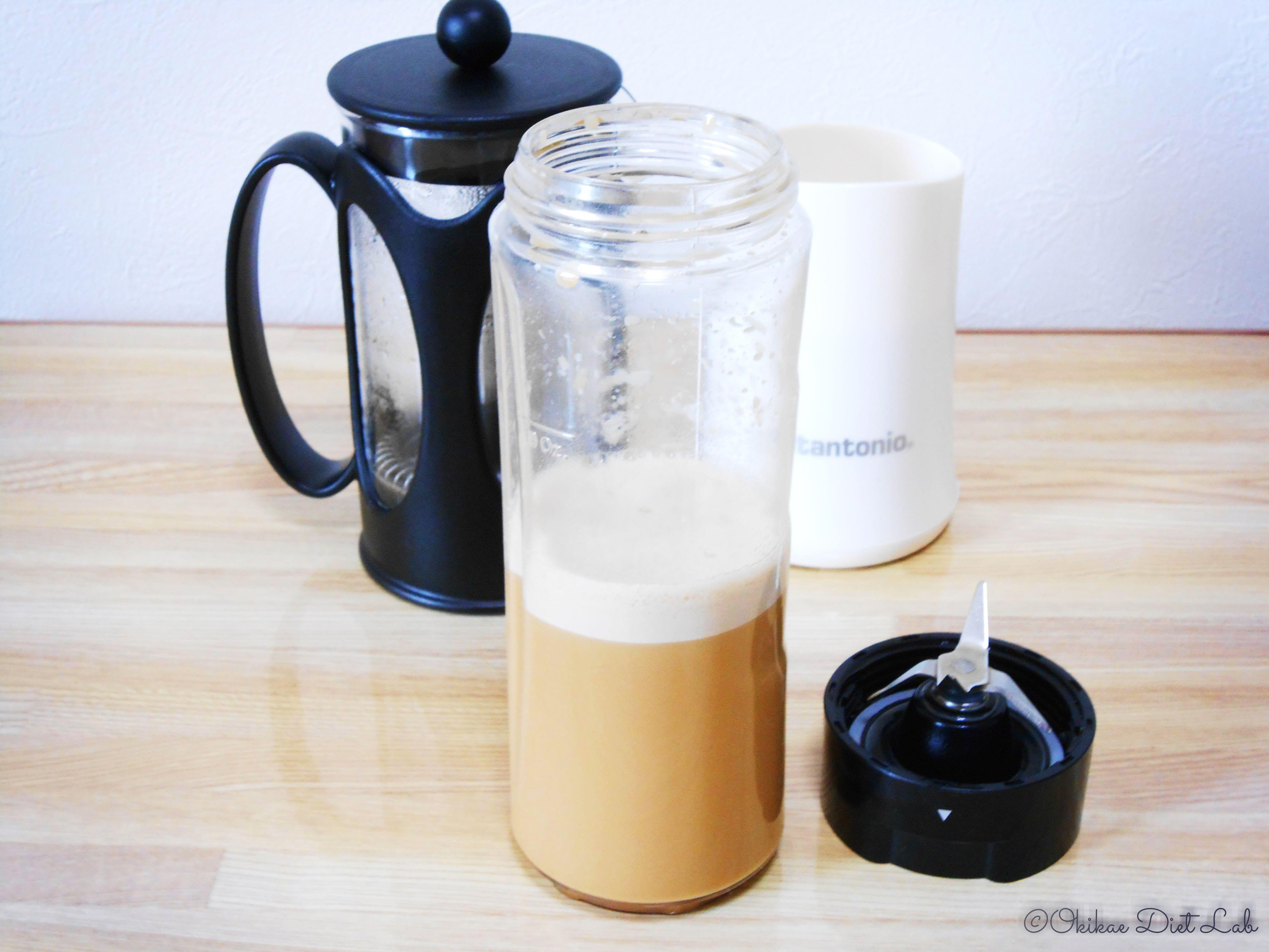 バターコーヒー 完全無欠コーヒー ダイエットのレシピ バターコーヒー コーヒー バター