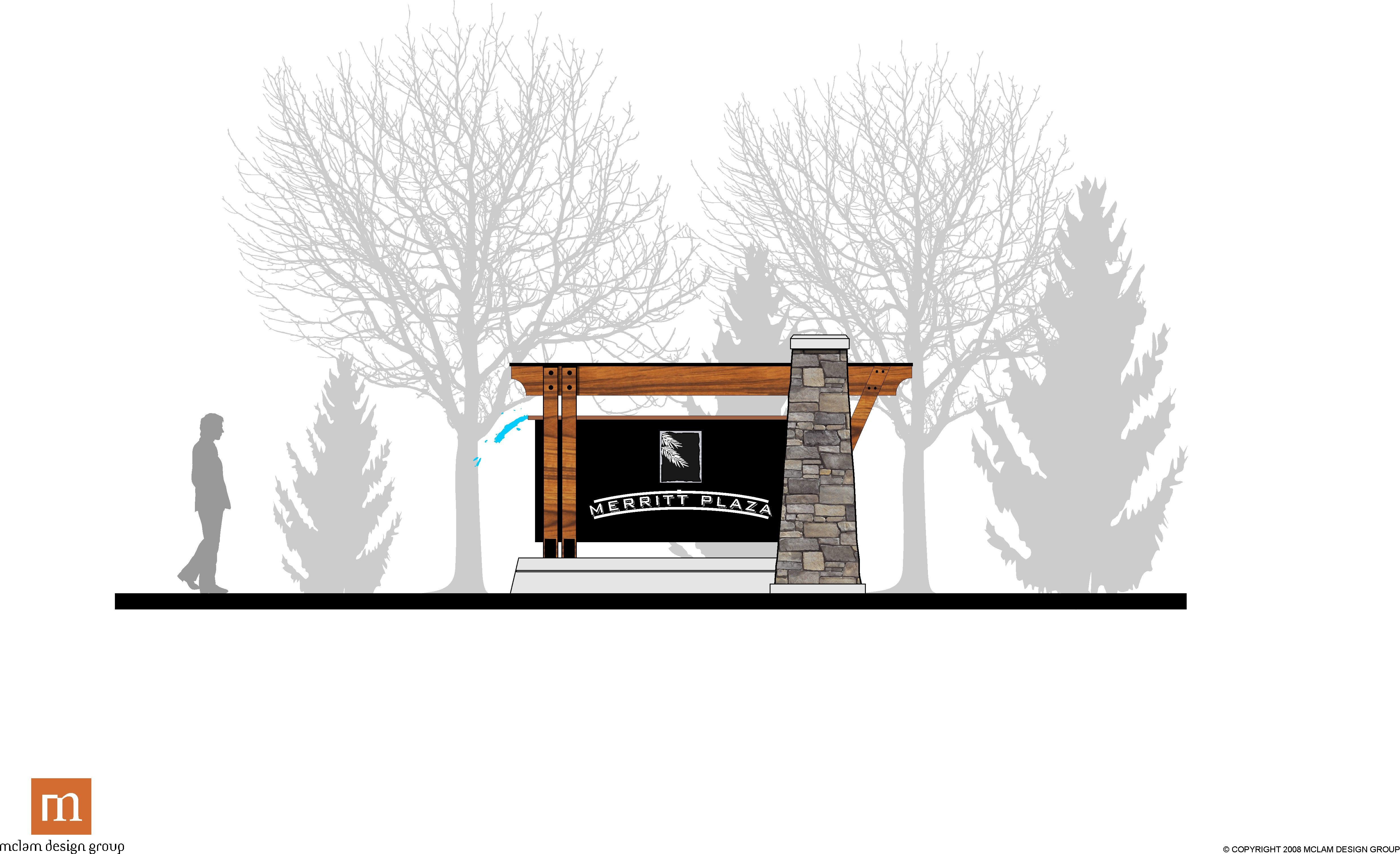 Architectural signage, spokane sign designs, spokane sign monument ...