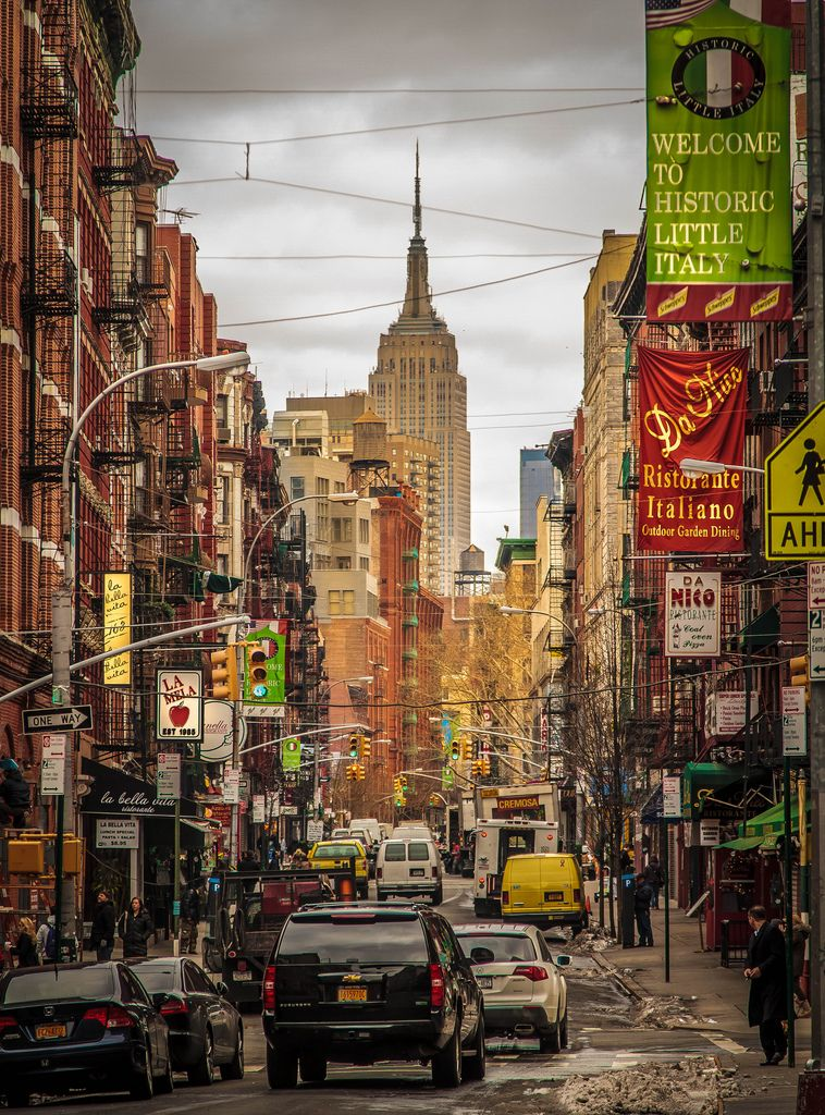 Little Italy | NYC Boroughs | Manhattan | Little italy nyc ...
