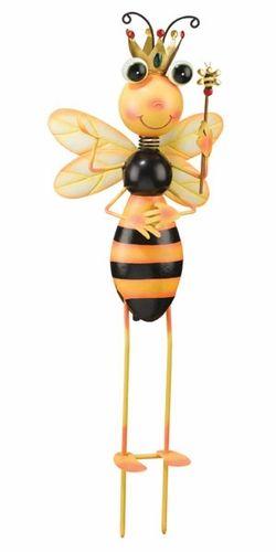 Queen Bee Garden Decor