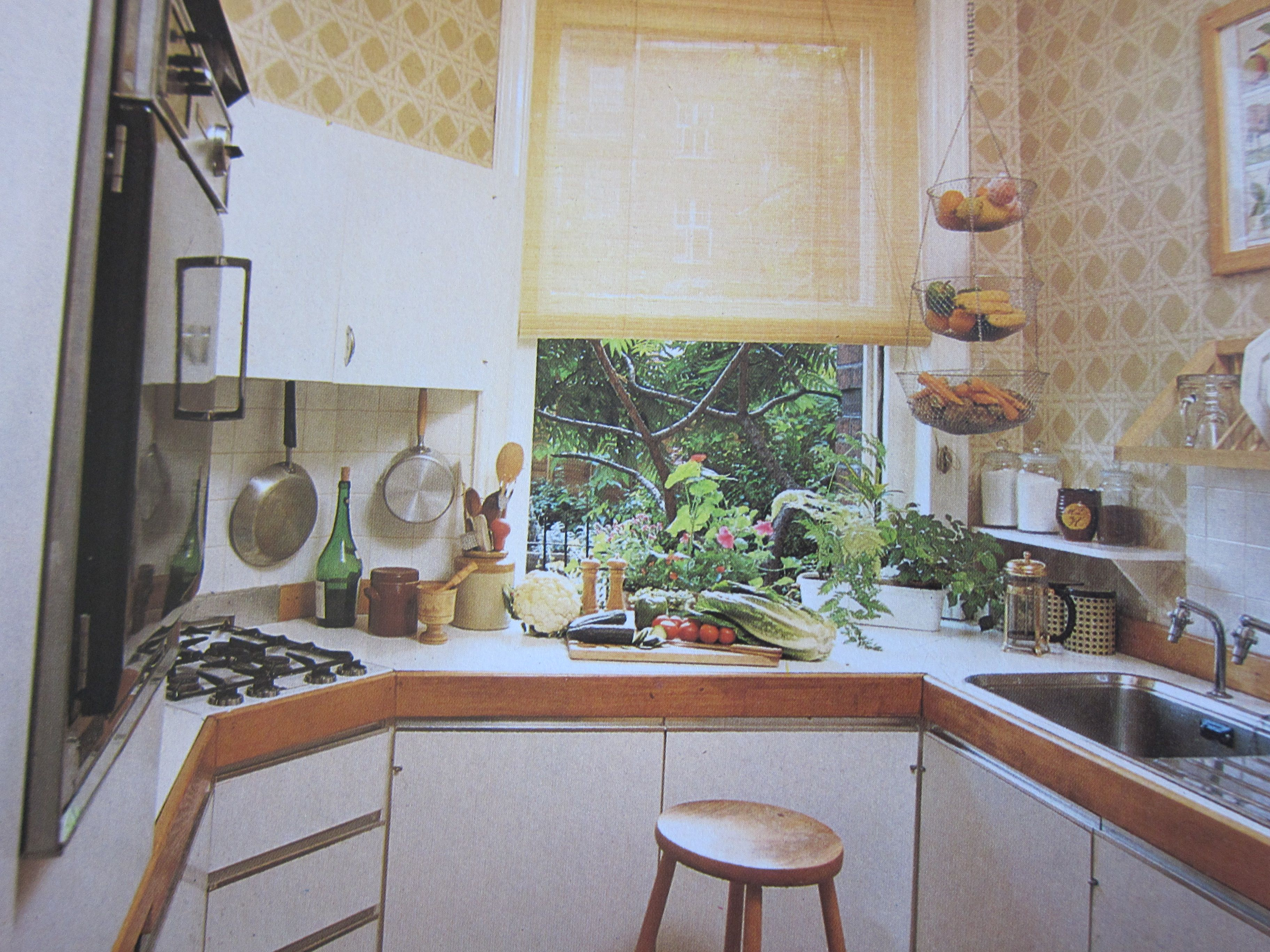 1980s Kitchen Steel Magnolias Pinterest 1980s 1980s