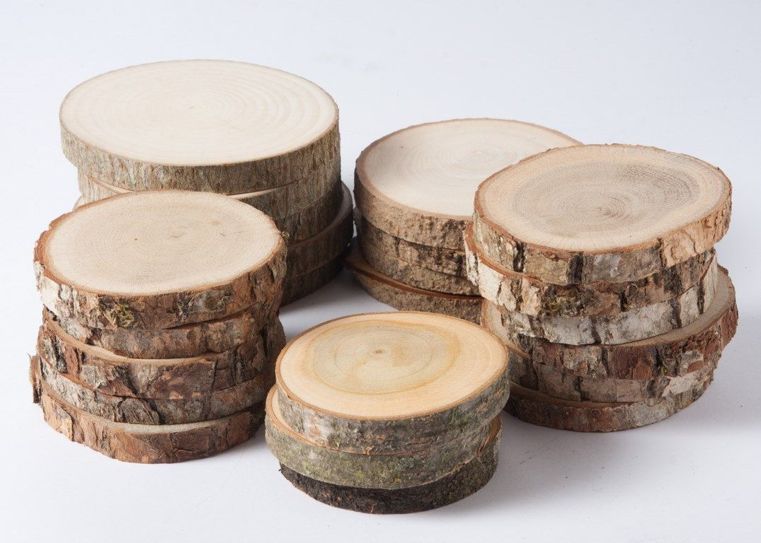 ways to recycle your christmas tree coasters creative things