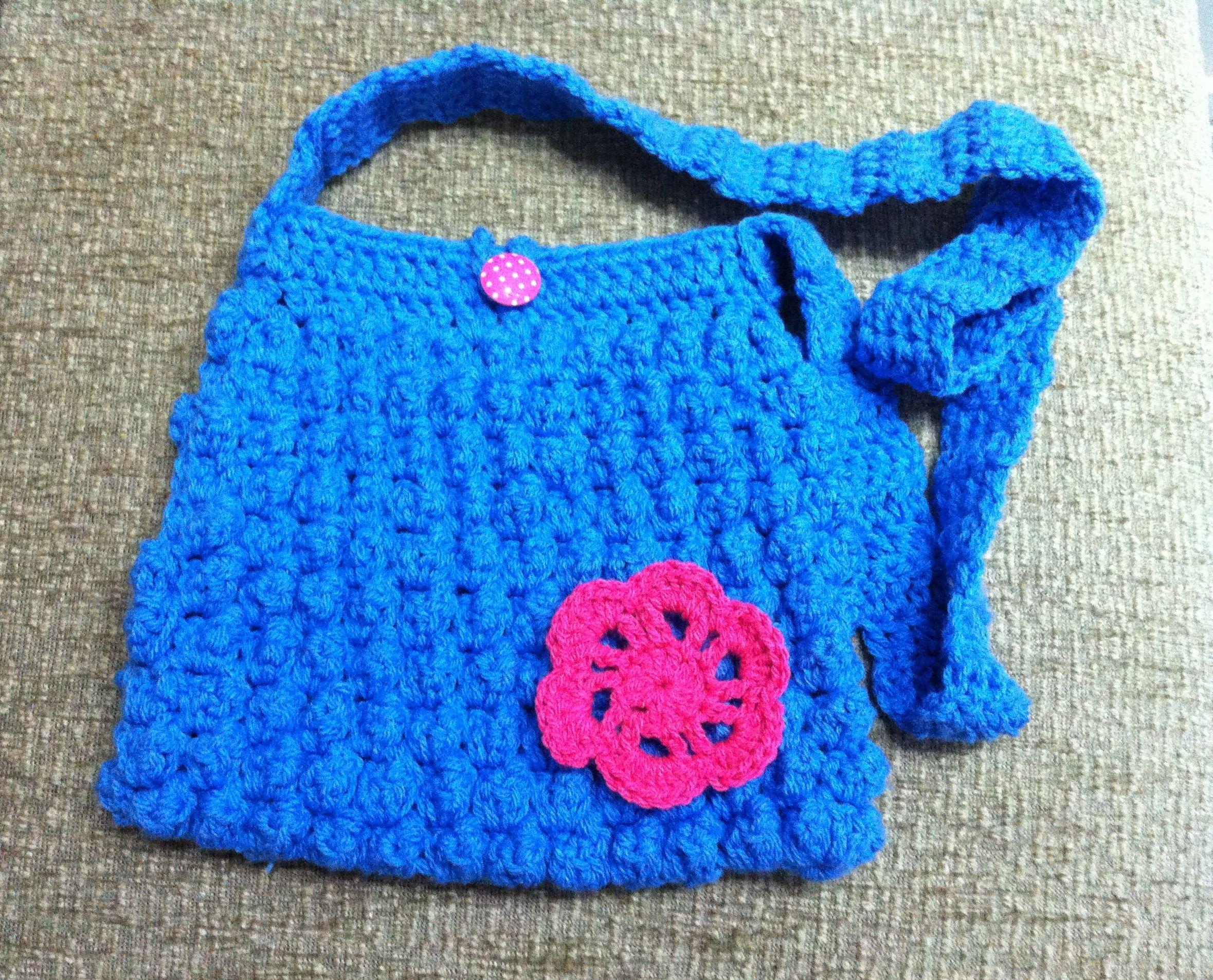 Shoulder Bag Crochet : Crochet Shoulder Bag Purses and Bags Pinterest