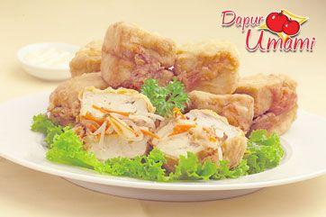 Crispy Tofu Resep Makanan Resep Masakan Masakan