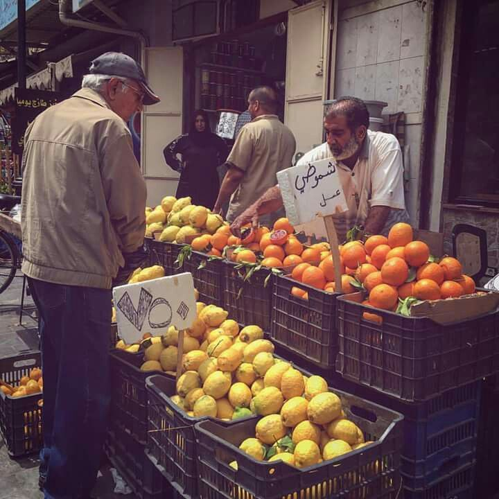 Live Love Beirut  Lemon Season is here by @ Whatcatchesmyeyes