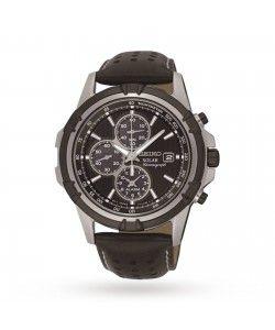 f3e492ec4 Seiko Gents Solar Chronograph Watch SSC147P2 | For The Gents | Seiko ...