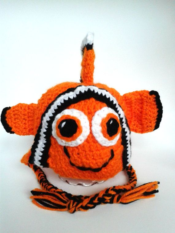 1b845a50fe87a Nemo Inspired Hat