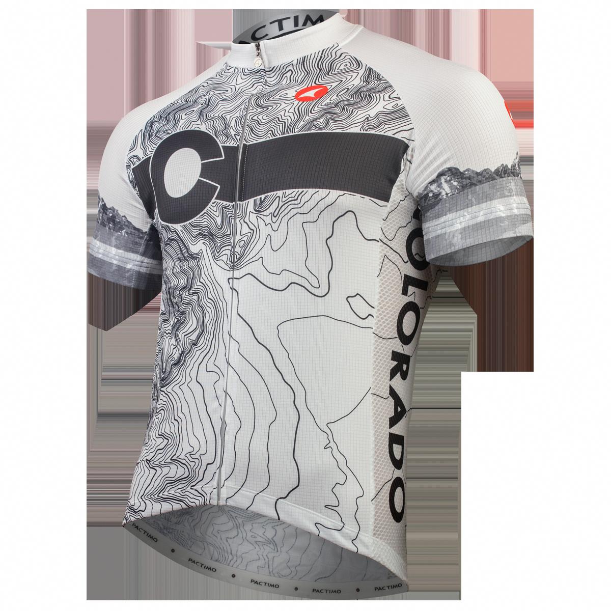 863f1f217 Colorado Topo Cycling Jersey Men s