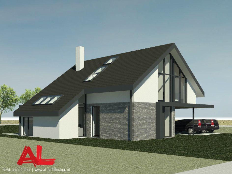 AL architectuur - Vrijstaande woning in Zwolle   AL Architecten BNA ...