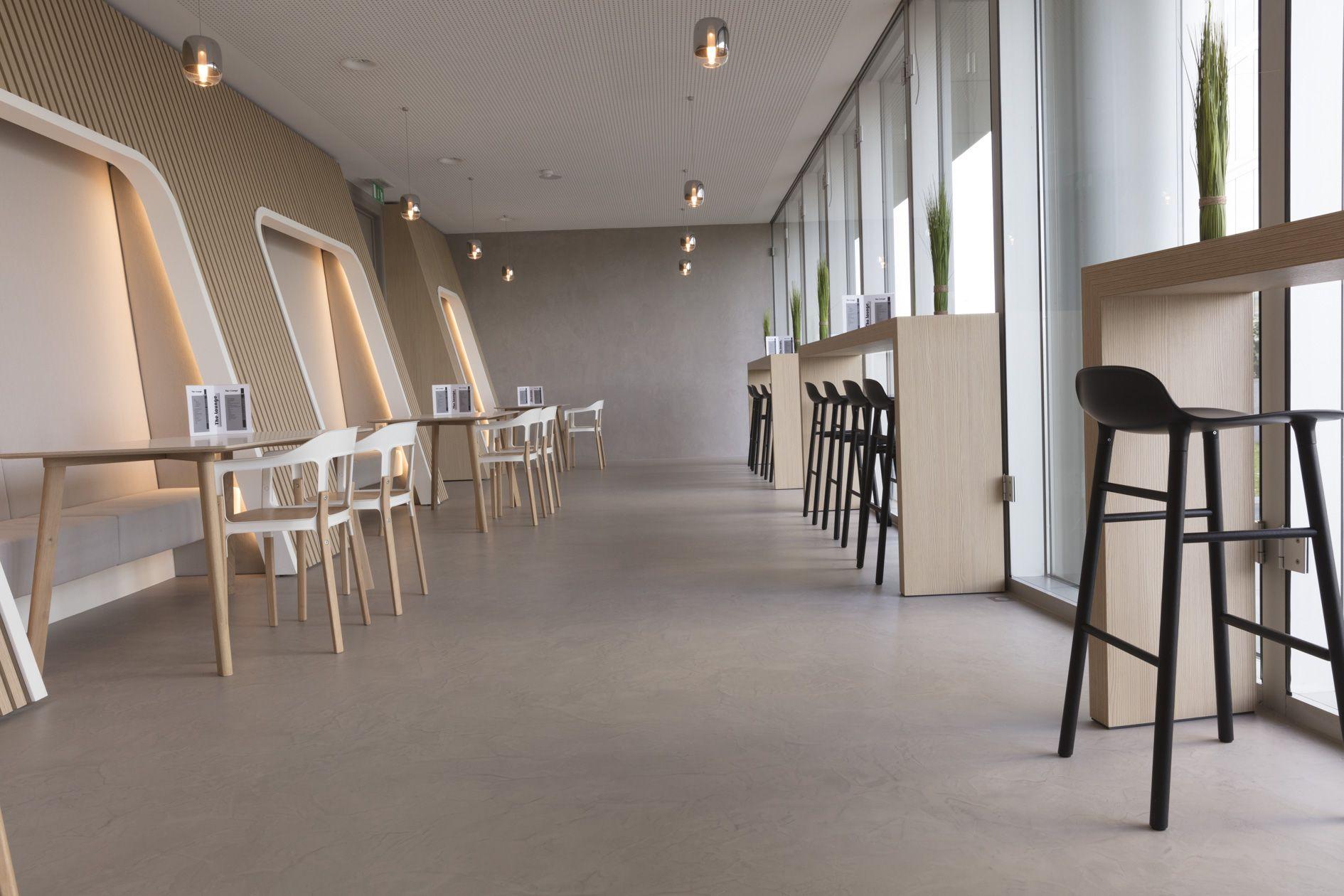 Marvelous Eurocol BetonDesign   Home   Belgium Zaventem   Concrete Design   Concrete  Interior   Amaris  