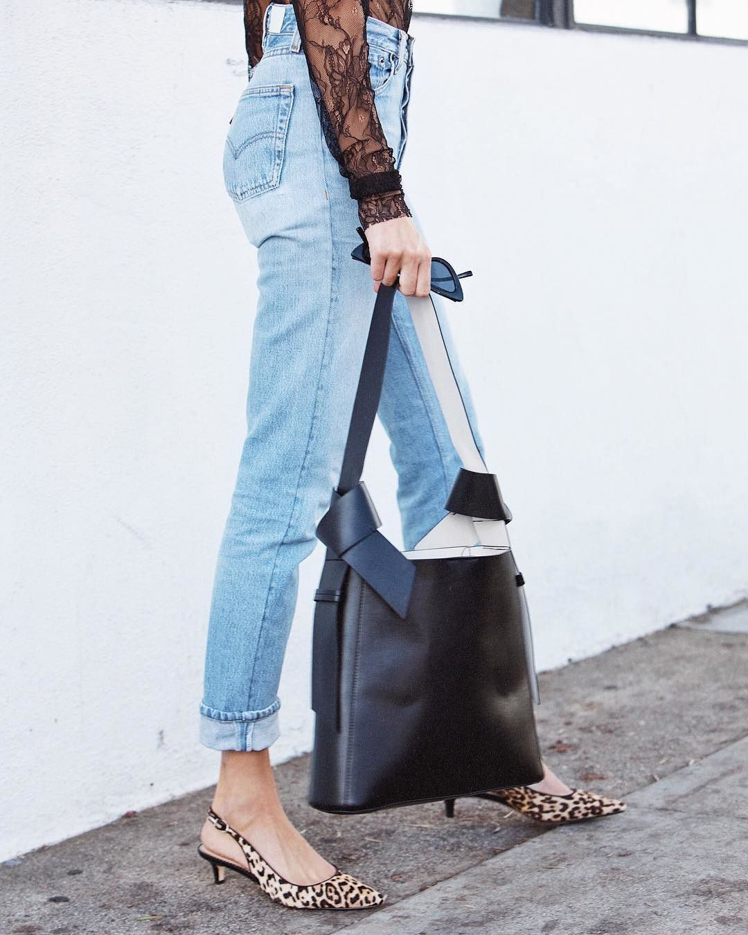 914a76c19f0 Kelsey White spotted in our Ludlow Slingback Kitten Heel.