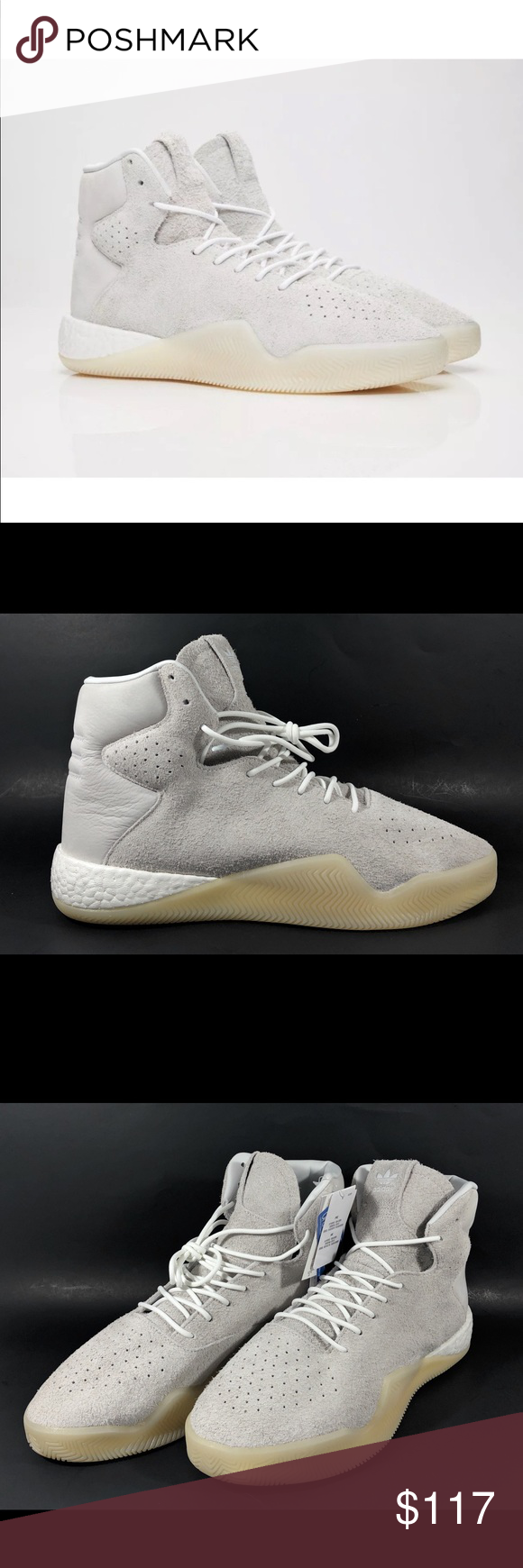 NEW Adidas Men's Tubular Sneakers Adidas Originals BB8947