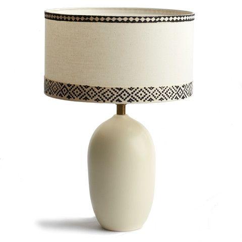 Block printed lampshade with border pakistan block prints block printed lampshade aloadofball Gallery