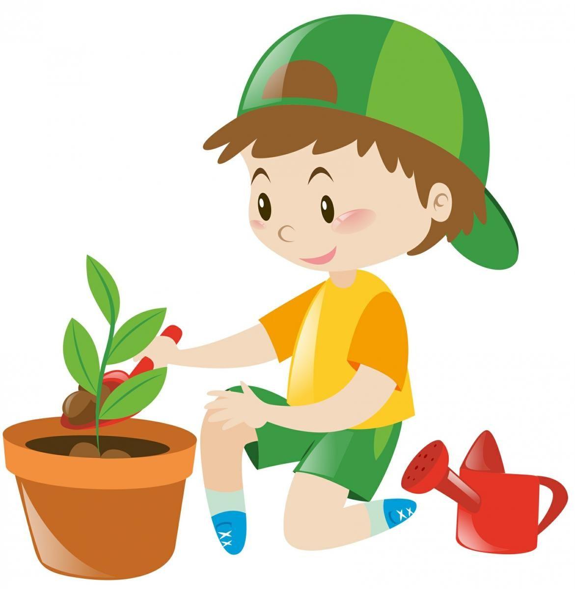 Vous Souhaitez Jardiner Avec Des Enfants Voici 3 Videos Pour Vous