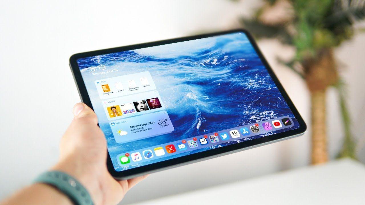 Ipad Pro Useful Minimal Homescreen Setup 2020 Ipad Pro Apps Ipad Mini Wallpaper Custom Ipad