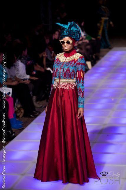 Baju Fashion Show Anak Muslim