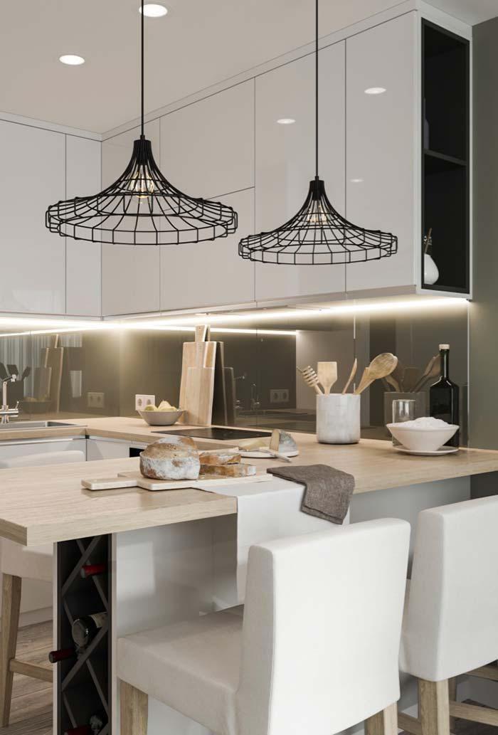 Küchennischen 60 kreative Ideen beim Dekorieren fliesen