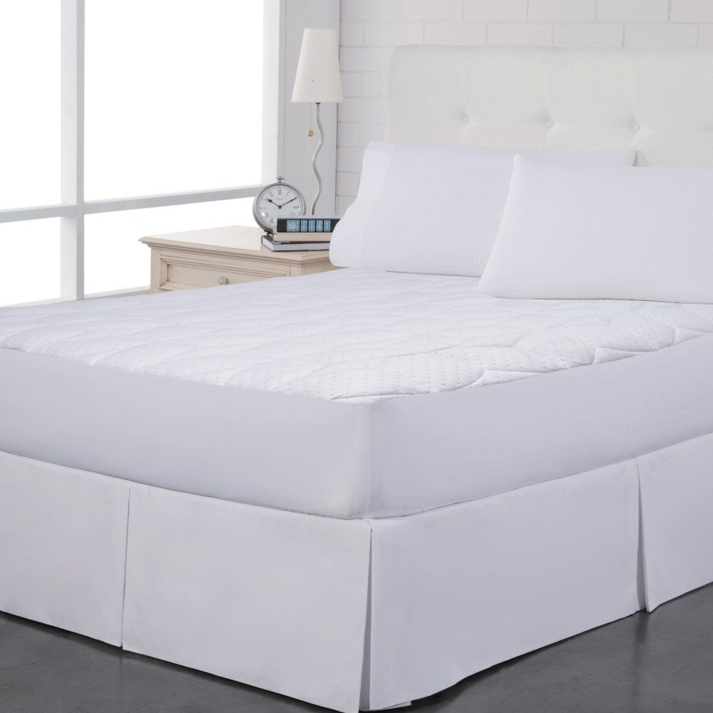Pin Dot Mattress Pad By Perfect Fit Industries Awesome Products Selected By Anna Churchill Mattress Pad Mattress Waterproof Mattress Pad