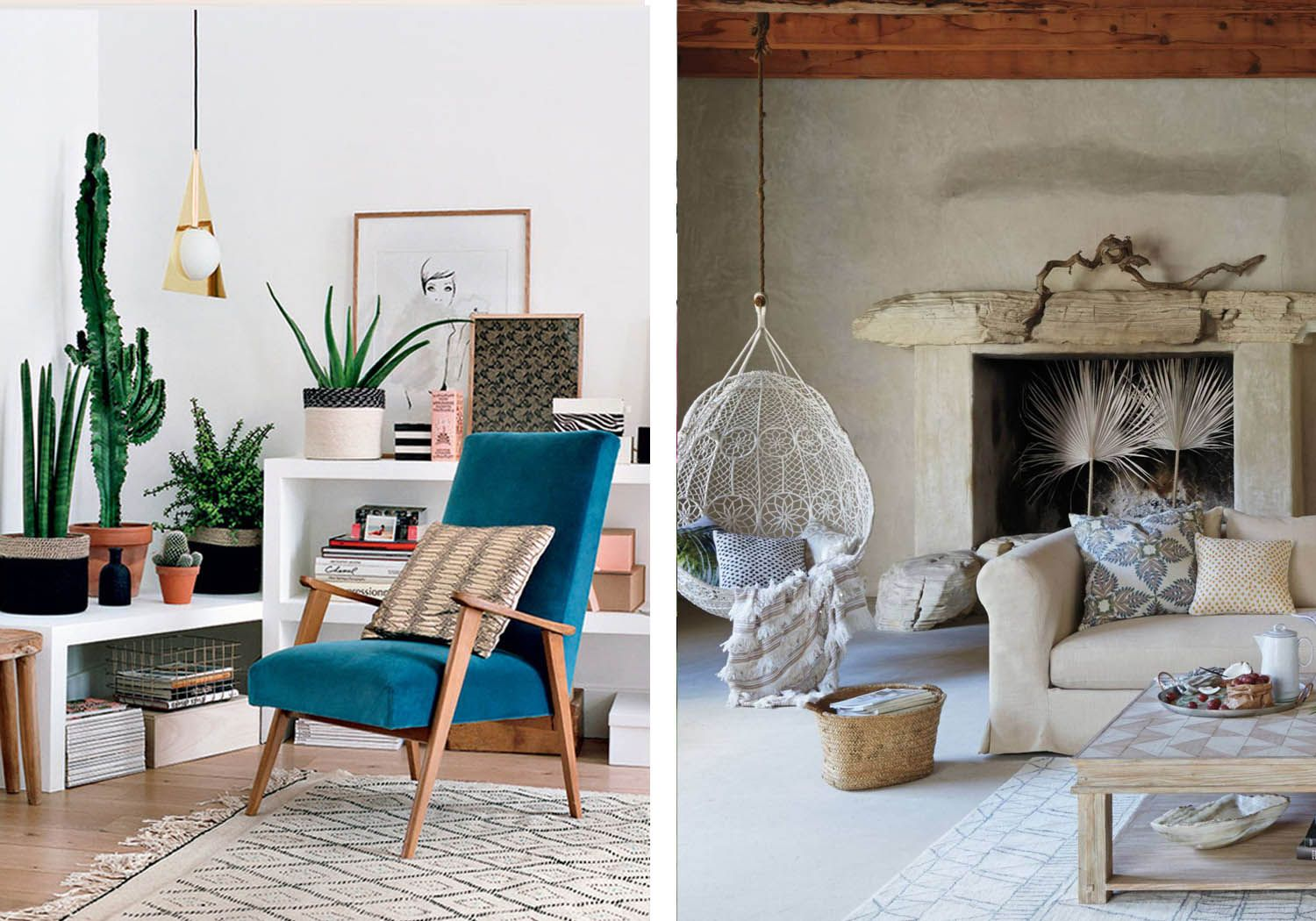 838fb774 The most fashionable individuals have embraced the look in their own homes  ...