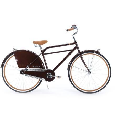 700c Huffy Premier Men's Cruiser Bike, Root Beer - Walmart