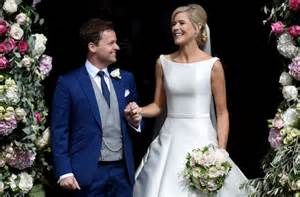 Declan's Wedding Day 1 Aug 2015 #antanddec #declandonnelly #aliastall