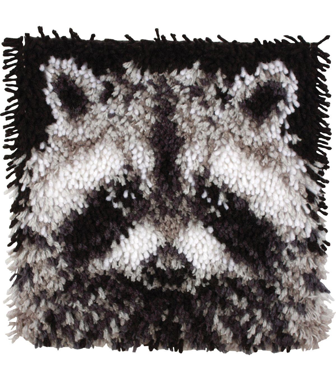 Vervaco Raccoon Latch Hook Kit